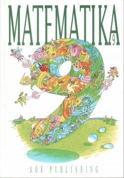Matematika 9 obálka knihy