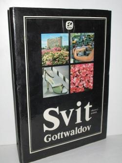 Svit: oborový podnik Gottwaldov obálka knihy