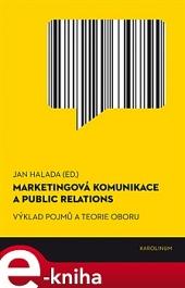 Marketingová komunikace a public relations obálka knihy