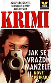 Jak se vraždí manželé II. obálka knihy