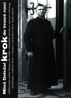 Krok do tmavé noci obálka knihy