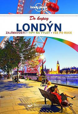 Londýn do kapsy obálka knihy