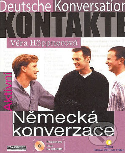 Kontakte - Deutsche Konversation obálka knihy