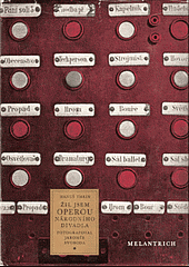 Žil jsem operou Národního divadla obálka knihy