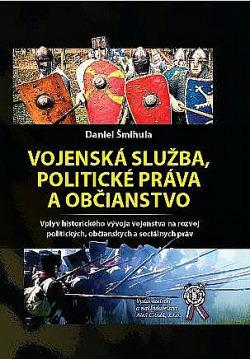 Vojenská služba, politické práva a občianstvo obálka knihy