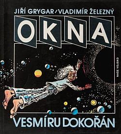 Okna vesmíru dokořán obálka knihy