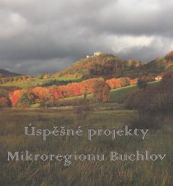 Úspěšné projekty Mikroregionu Buchlov obálka knihy