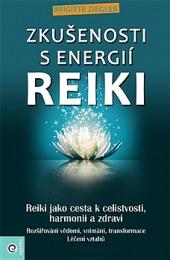 Zkušenosti s energií reiki obálka knihy