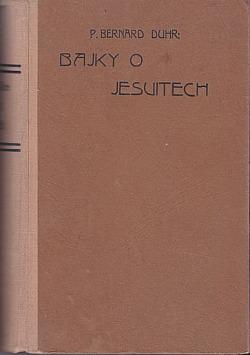 Bajky o jesuitech obálka knihy