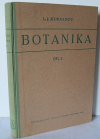 Botanika I.: Anatomie a morfologie