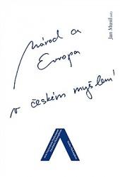 Národ a Evropa v českém myšlení obálka knihy