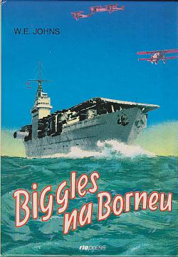 Biggles na Borneu