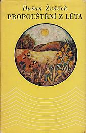 Propouštění z léta obálka knihy