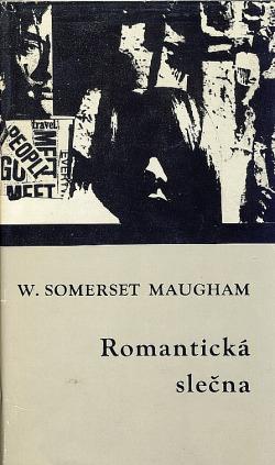 Romantická slečna obálka knihy