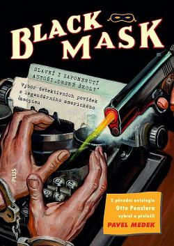 Black Mask – antologie detektivních příběhů obálka knihy