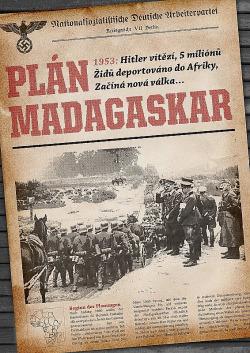 Plán Madagaskar obálka knihy