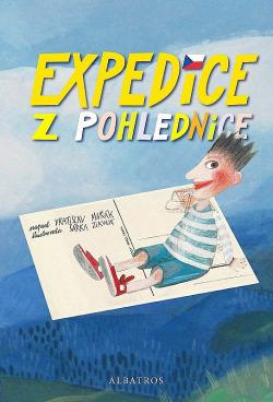 Expedice z pohlednice obálka knihy