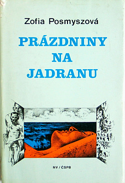 Prázdniny na Jadranu obálka knihy