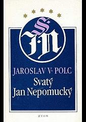 Svatý Jan Nepomucký obálka knihy