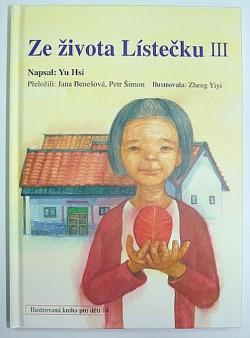 Ze života lístečku III obálka knihy