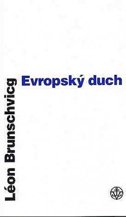 Evropský duch obálka knihy
