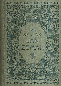 Jan Zeman: román z českého severu obálka knihy