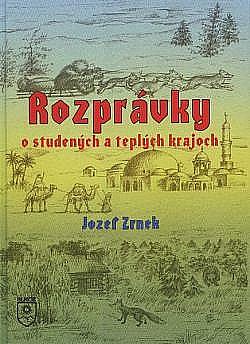 Rozprávky o studených a teplých krajoch obálka knihy