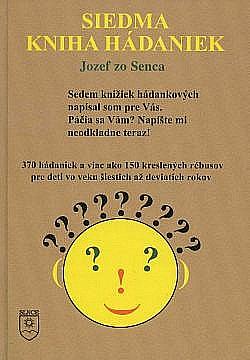 Siedma kniha hádaniek obálka knihy