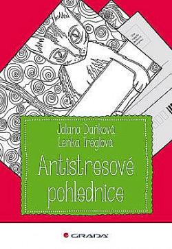 Antistresové pohlednice obálka knihy
