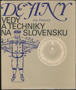 Dejiny vedy a techniky na Slovensku obálka knihy