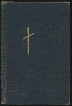 Slovenský evanjelický funebrál obálka knihy