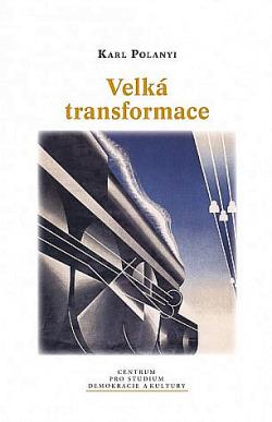 Velká transformace obálka knihy