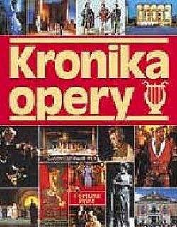 Kronika opery obálka knihy