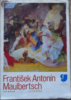 František Antonín Maulbertsch obálka knihy