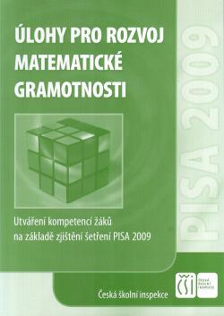 Úlohy pro rozvoj matematické gramotnosti obálka knihy