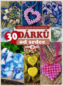 30 dárků od srdce obálka knihy