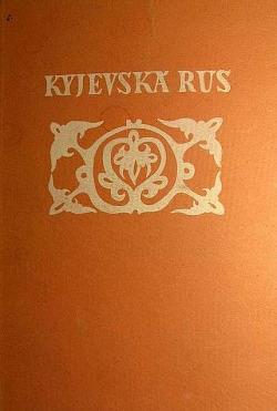 Kyjevská Rus obálka knihy