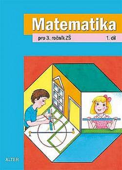 Matematika pro 3. ročník (1. díl) obálka knihy