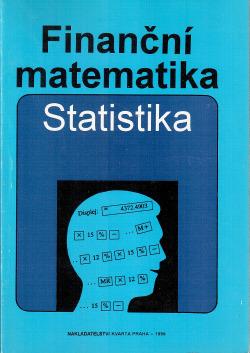Finanční matematika. Statistika obálka knihy