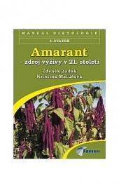 Amarant - zdroj výživy v 21.století obálka knihy