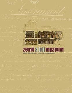 Země a její muzeum obálka knihy