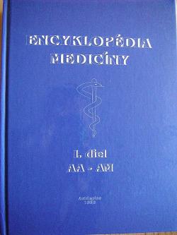 Encyklopédia medicíny obálka knihy
