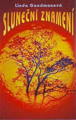Sluneční znamení obálka knihy