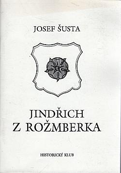 Jindřich z Rožmberka obálka knihy