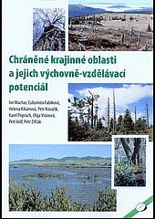 Chráněné krajinné oblasti a jejich výchovně-vzdělávací potenciál obálka knihy
