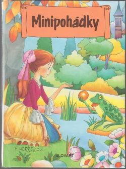 Minipohádky 5 obálka knihy