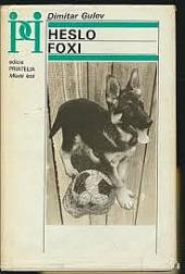 Heslo Foxi obálka knihy