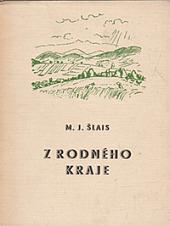Z rodného kraje obálka knihy