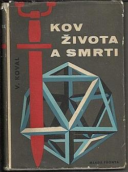 Kov života a smrti obálka knihy