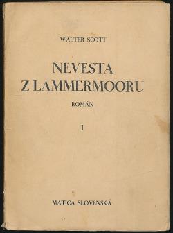 Nevesta z Lammermooru I.